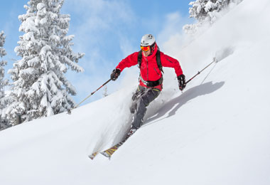 Winter Sports, Skiing